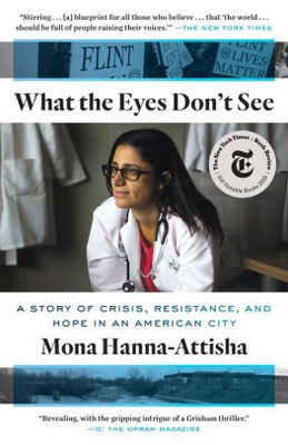 Book Discussion Group- What the Eyes Don't See