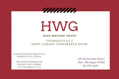 Hart Writers' Group
