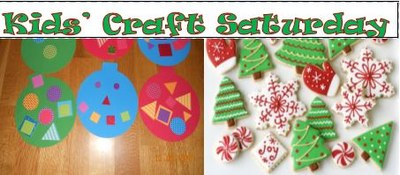 Holiday Drop-In Craft for Kids