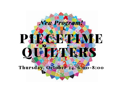Piecetime Quilters