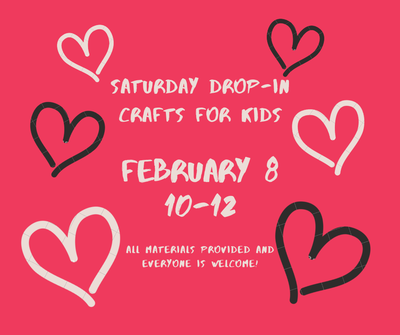 Saturday Crafts 4 Kids