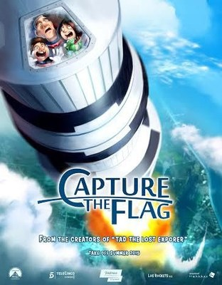 "Wednesday Movie Matinee- ""Capture the Flag"""