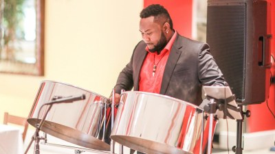 Steel Drums and Ice Cream