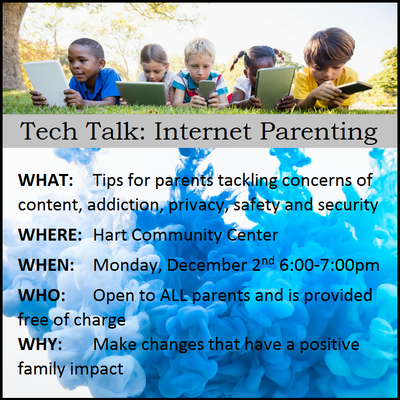 Tech Talk: Internet Parenting