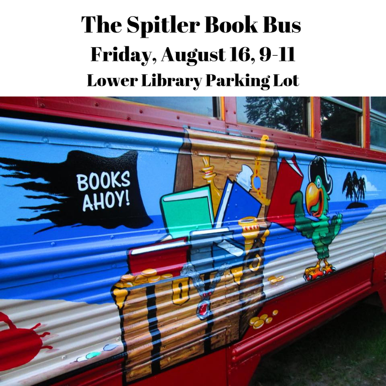 The Spitler Book Bus Friday, August 16, 9-11 Lower Parking Lot.png